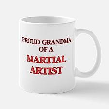 Proud Grandma of a Martial Artist Mugs