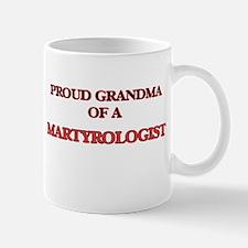 Proud Grandma of a Martyrologist Mugs