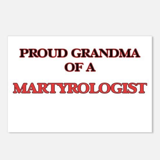 Proud Grandma of a Martyr Postcards (Package of 8)