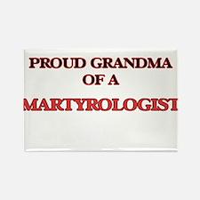 Proud Grandma of a Martyrologist Magnets