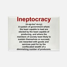Ineptocracy Magnets