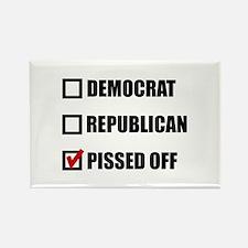Pissed Off Voter Magnets