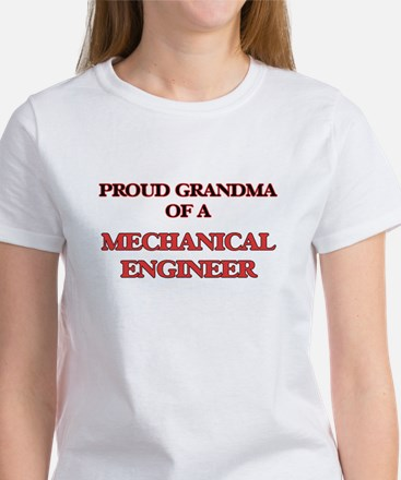 Proud Grandma of a Mechanical Engineer T-Shirt