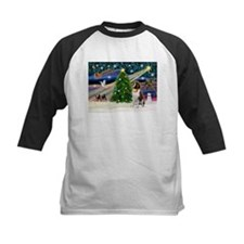 Xmas Magic & St Bernard Tee