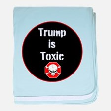 Anti Trump, Trump is toxic baby blanket