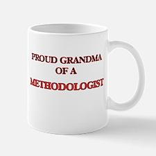 Proud Grandma of a Methodologist Mugs