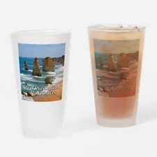 Great Ocean Road and Twelve Apostle Drinking Glass