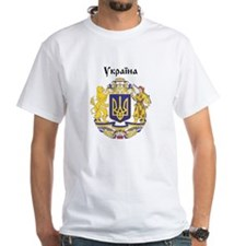 Ukraine arms with name Shirt