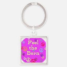 Feel the Bern Keychains