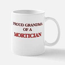Proud Grandma of a Mortician Mugs