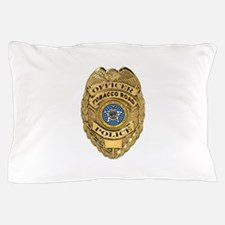 Cute Police officer humor Pillow Case