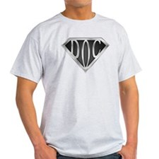 SuperDoc(metal) T-Shirt