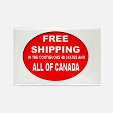Unique Free shipping Rectangle Magnet