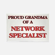 Proud Grandma of a Network Specialist Magnets
