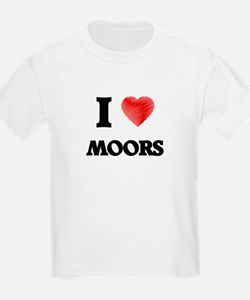 I Love Moors T-Shirt