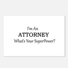 Attorney Postcards (Package of 8)