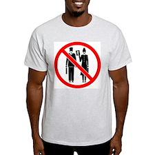 No Preaching T-Shirt