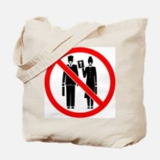 No Preaching Tote Bag