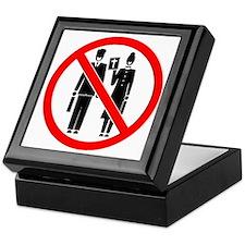 No Preaching Keepsake Box