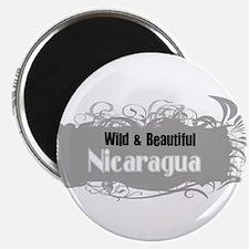 Wild Nicaragua Magnet