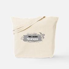 Wild Nicaragua Tote Bag