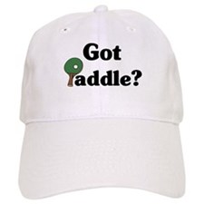 Got Paddle? Baseball Cap