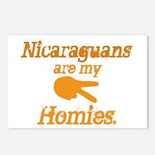 Nicaraguan Homies Postcards (Package of 8)