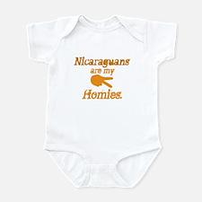 Nicaraguan Homies Infant Bodysuit