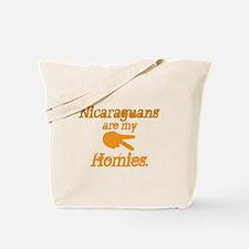 Nicaraguan Homies Tote Bag