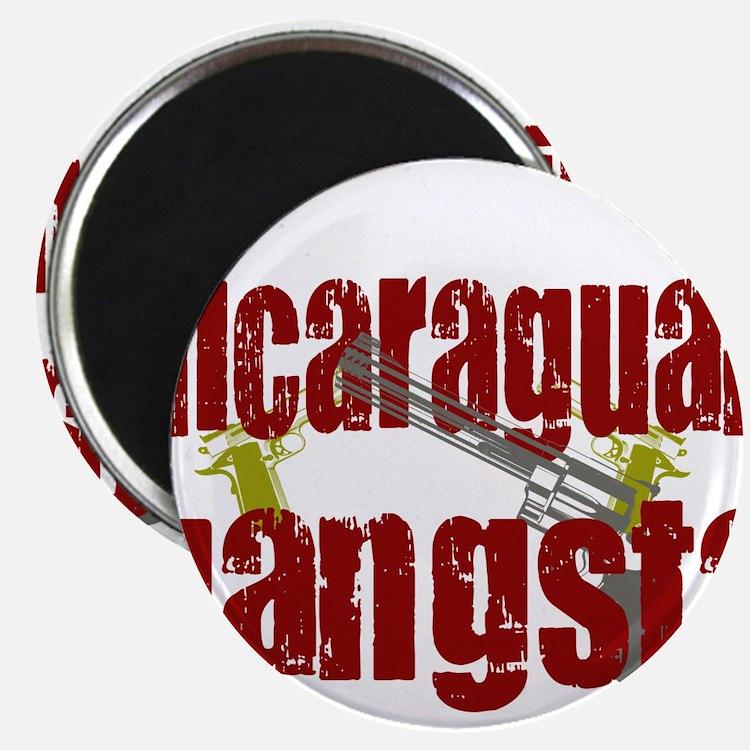 Nicaraguan Gangsta Magnet