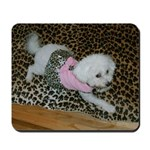 SOPHIE IN PINK MOUSEPAD