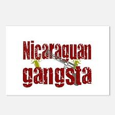 Nicaraguan Gangsta Postcards (Package of 8)