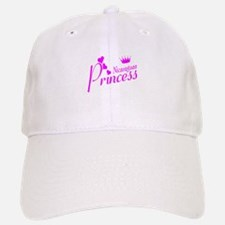 Nicaraguan Princess Baseball Baseball Cap