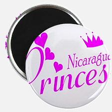 Nicaraguan Princess Magnet