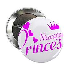 Nicaraguan Princess Button