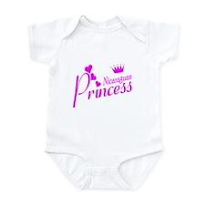 Nicaraguan Princess Infant Bodysuit
