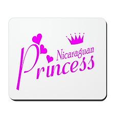 Nicaraguan Princess Mousepad