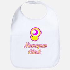 Nicaraguan Chick Bib