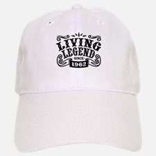 Living Legend Since 1962 Baseball Baseball Cap