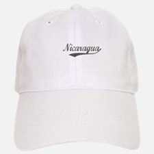 Nicaragua Flanger Baseball Baseball Cap