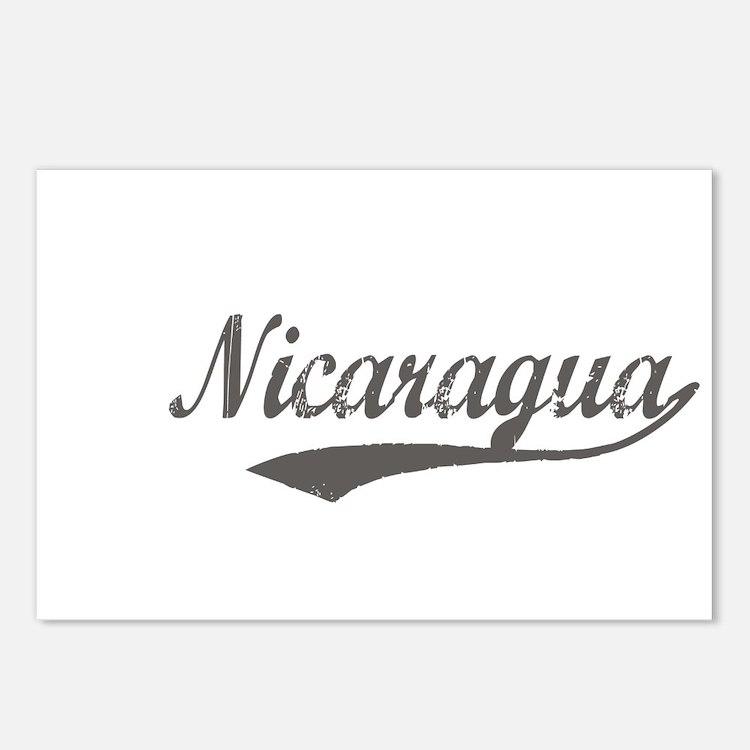 Nicaragua Flanger Postcards (Package of 8)