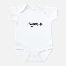 Nicaragua Flanger Infant Bodysuit