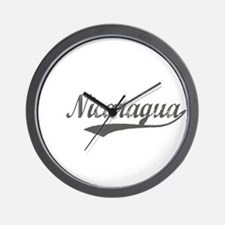 Nicaragua Flanger Wall Clock