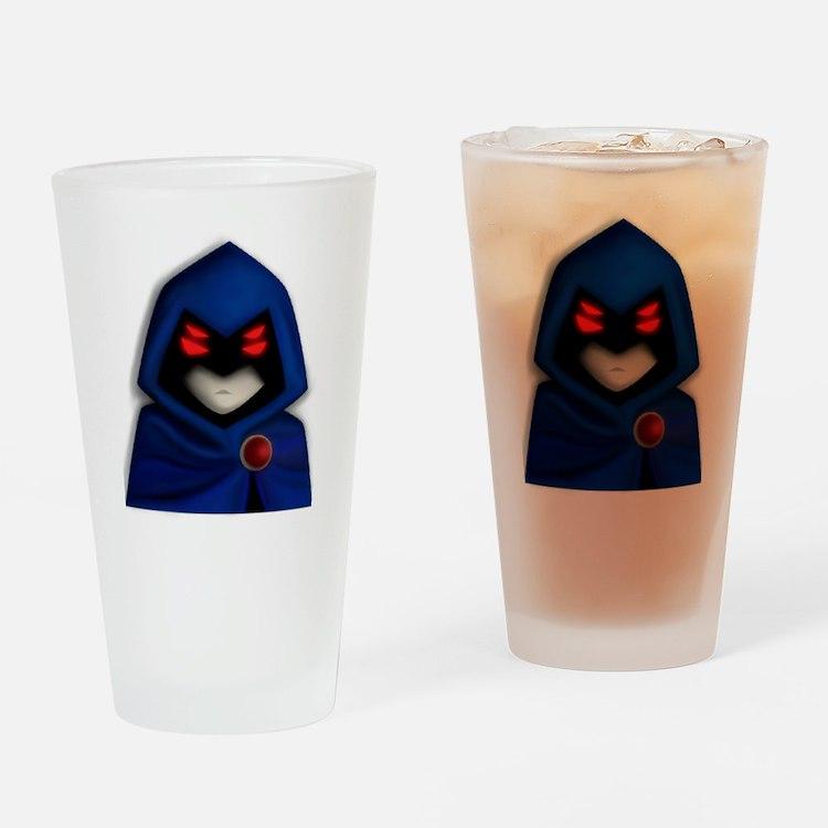 Cute Teen titans Drinking Glass