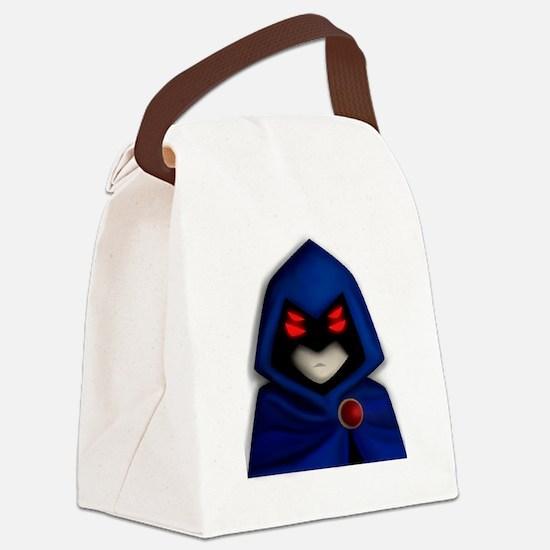 Cute Teen titans Canvas Lunch Bag