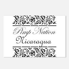 Pimp Nation Nicaragua Postcards (Package of 8)