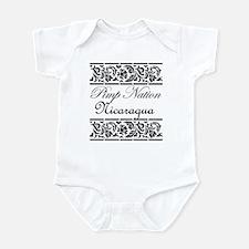 Pimp Nation Nicaragua Infant Bodysuit