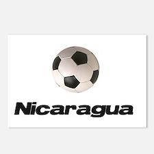 Nicaragua Soccer Postcards (Package of 8)