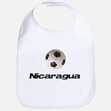 Nicaragua Soccer Bib