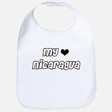 Nicaragua Love Bib